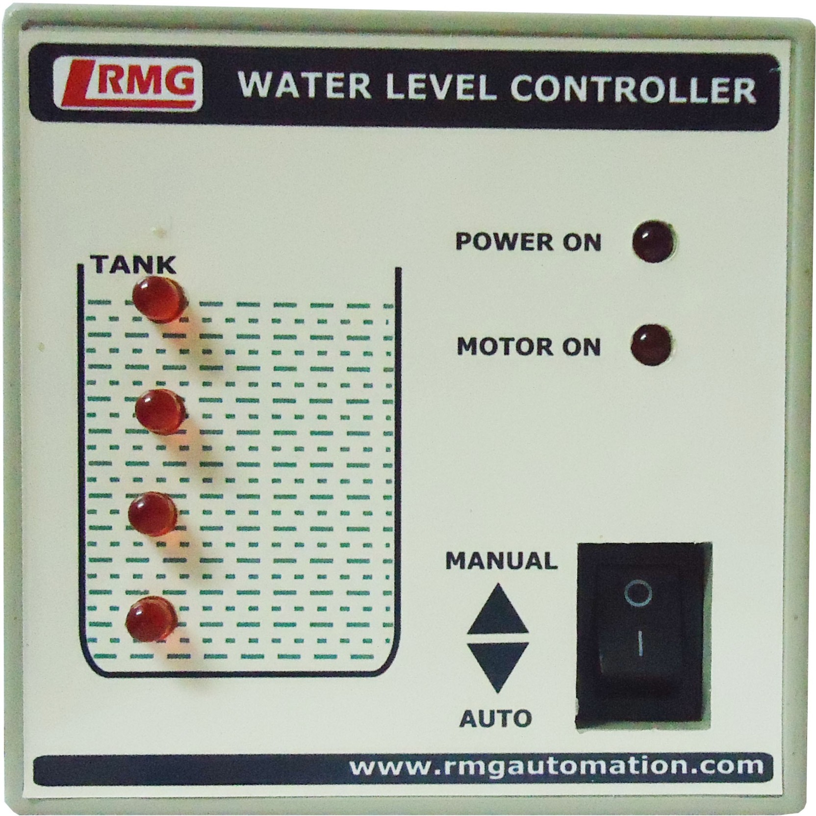 Rmg Automatic Water Level Controller With Indicator For Motor Pump Simple Circuit Diagram Add To Cart
