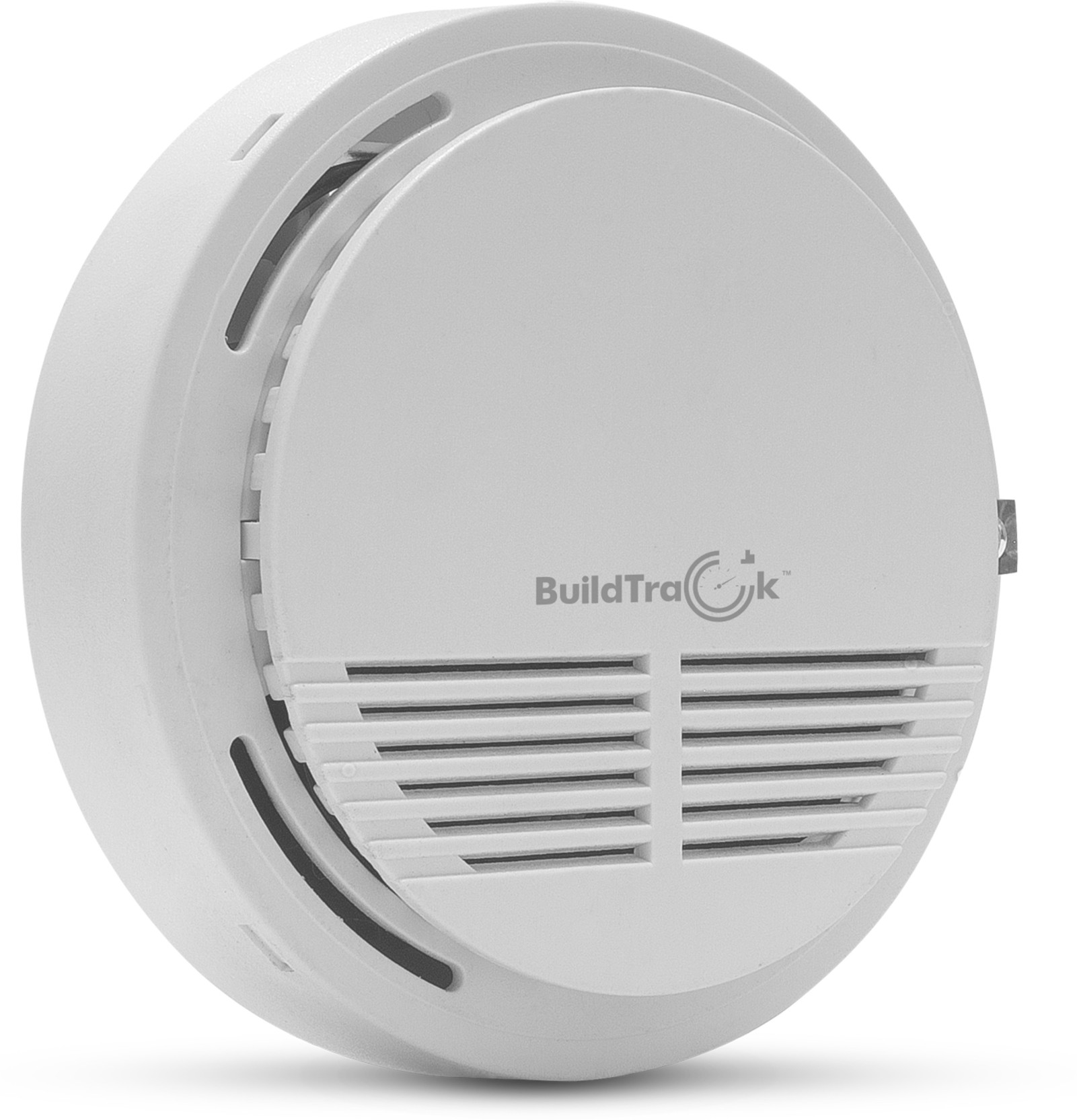 buildtrack smoke detector wireless fire sensor alert alarm security system wireless sensor. Black Bedroom Furniture Sets. Home Design Ideas