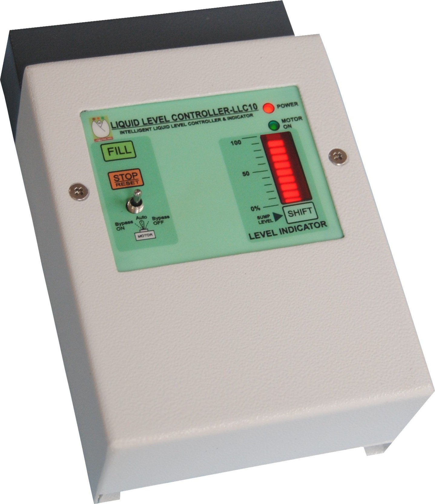 Aampal Automatic Water Level Controller And Indicator For Tank With Simple Circuit Sump Wired Sensor Security System Share