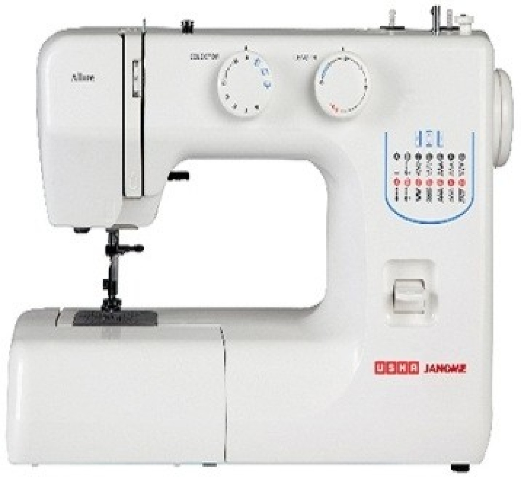 Electrical Sewing Machine : Usha allure electric sewing machine price in india buy