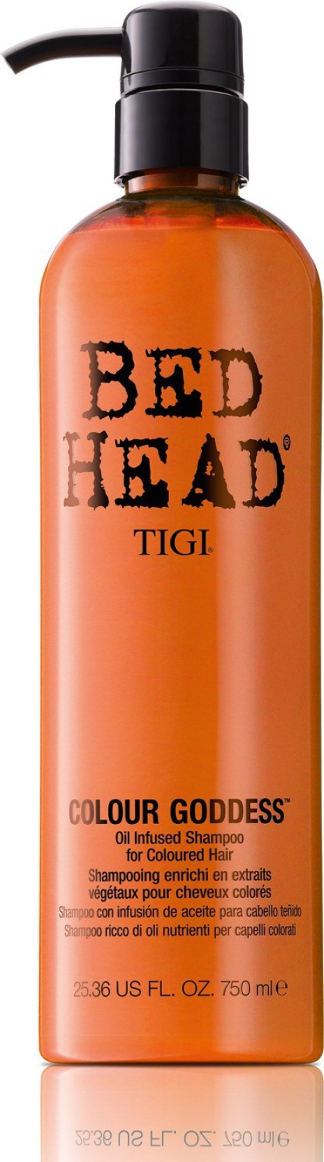 Bed Head Tigi Colour Goddess Oil Infused Shampoo