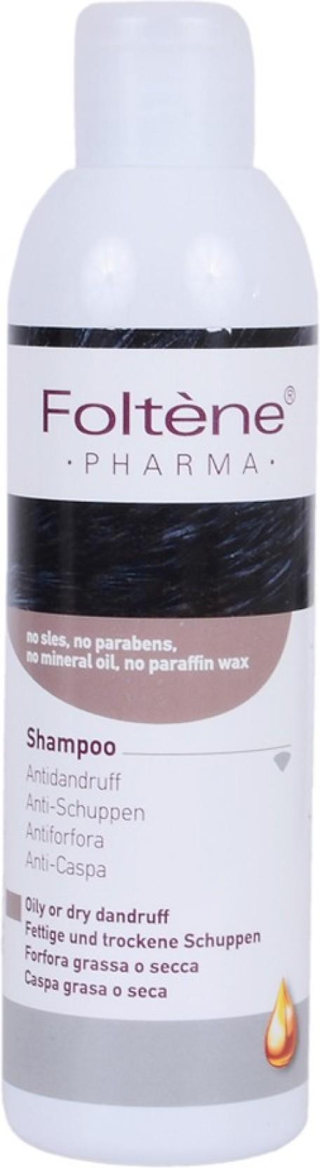 Foltene Anti Dandruff Shampoo, for oily or dry dandruff - Price in ...