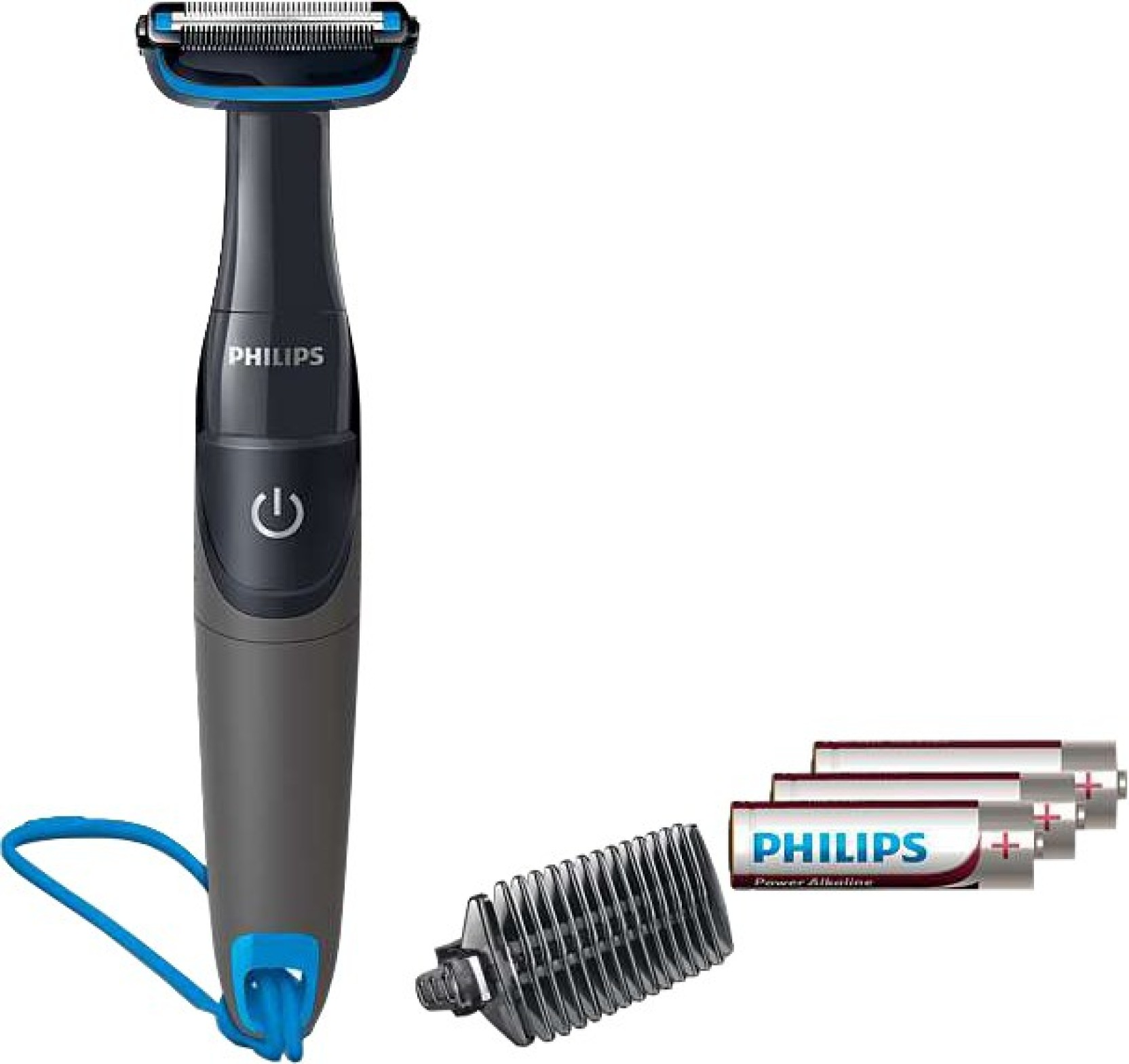 Philips BG1025/15 Body Groomer For Men (Black)