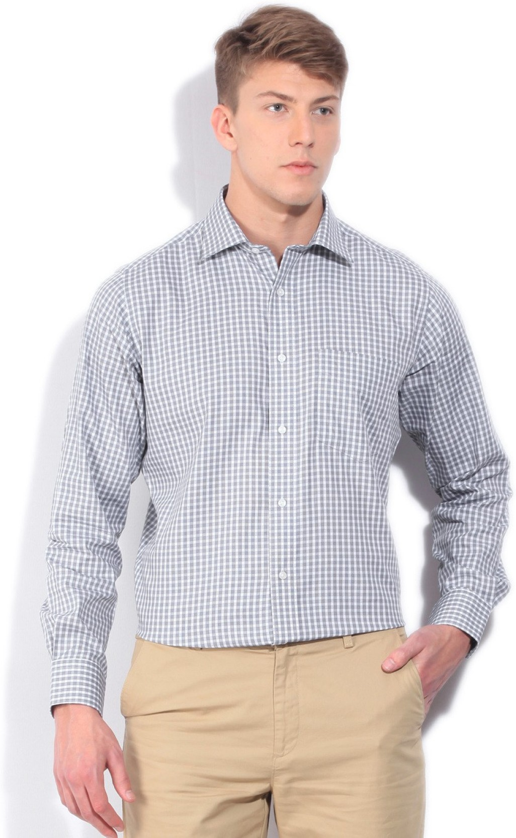 204a7159e Van Heusen Casual Shirts Online India