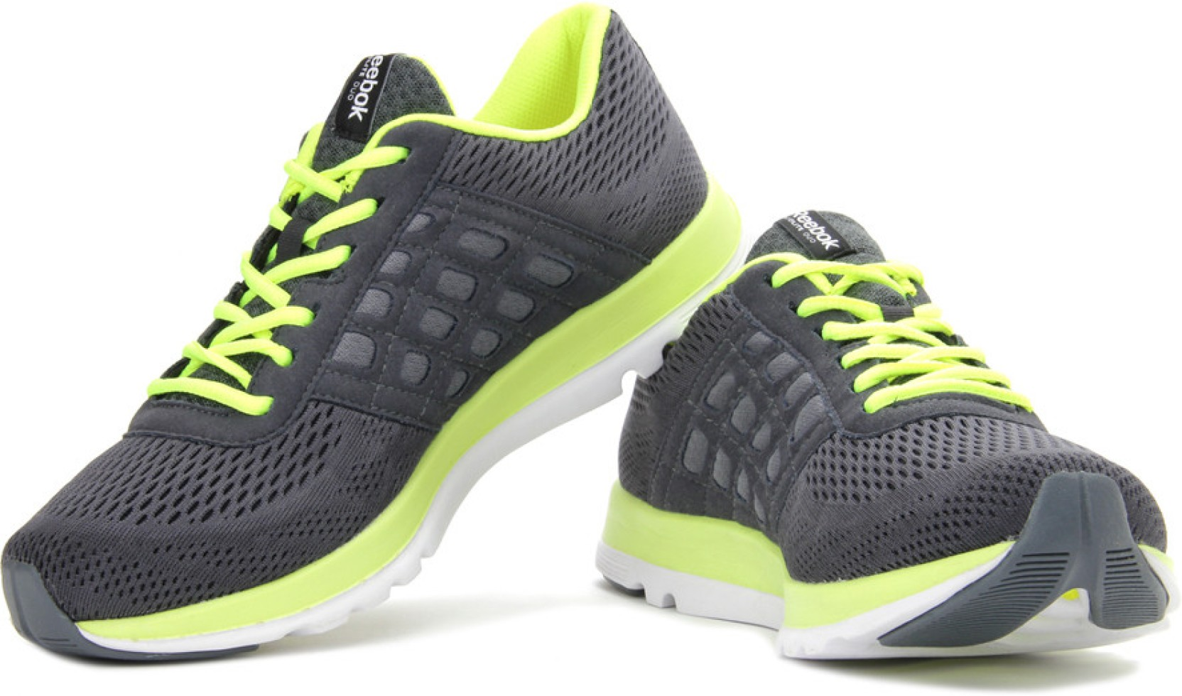 REEBOK Sublite Duo Smooth Running Shoes For Men - Buy Grey e6bbc5395