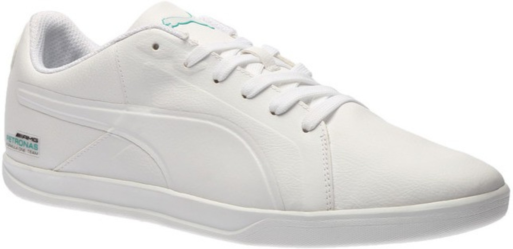 Puma Shoes White Colour