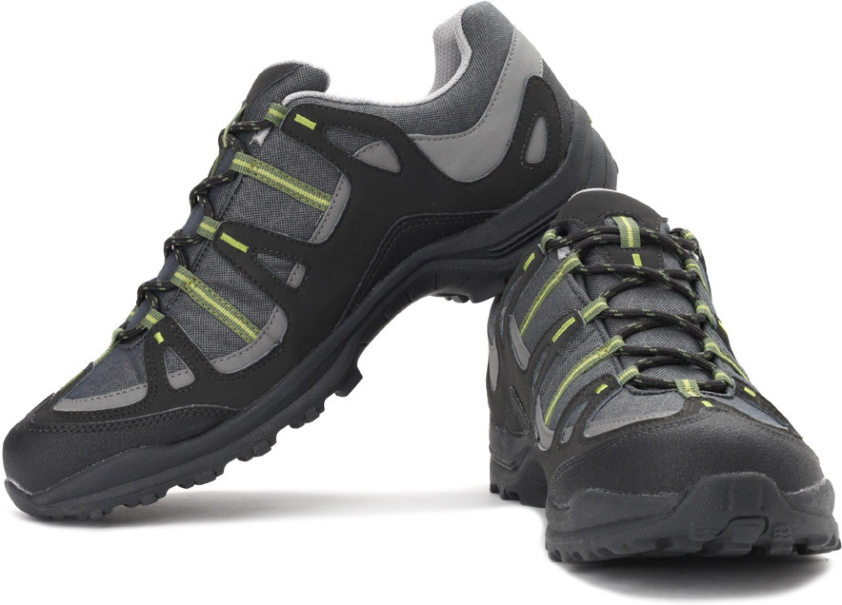 Quechua by Decathlon Arpenaz 100 Hiking Shoes - Buy Black
