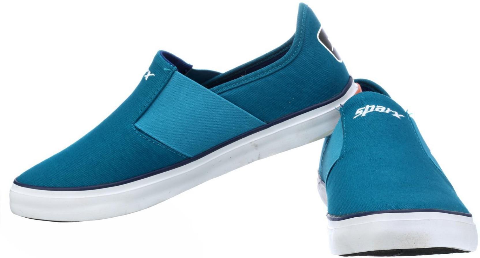 sparx canvas shoes buy sea green color sparx canvas