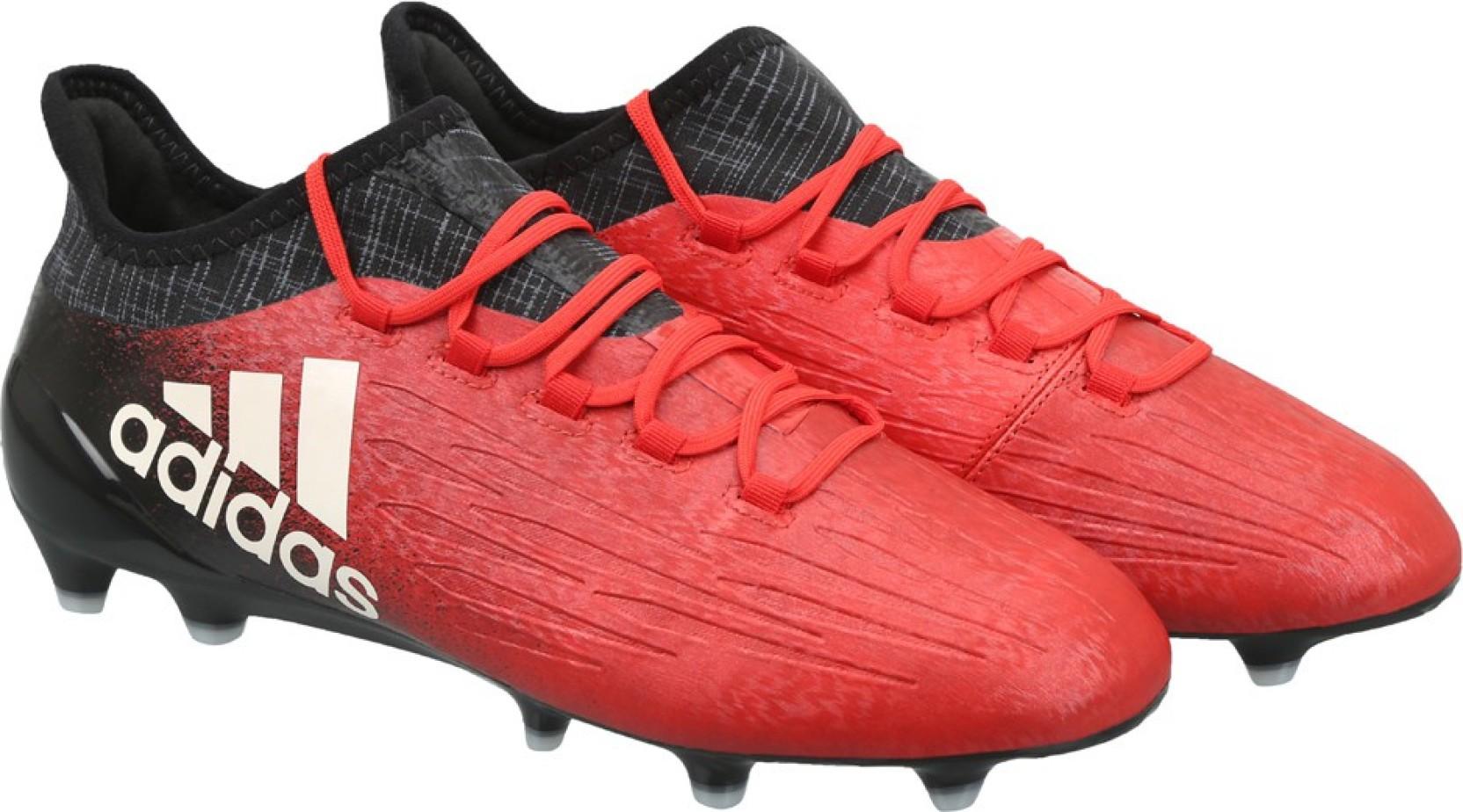 b0dfe03bd62 ADIDAS X 16.1 FG Football Shoes For Men - Buy RED FTWWHT CBLACK ...