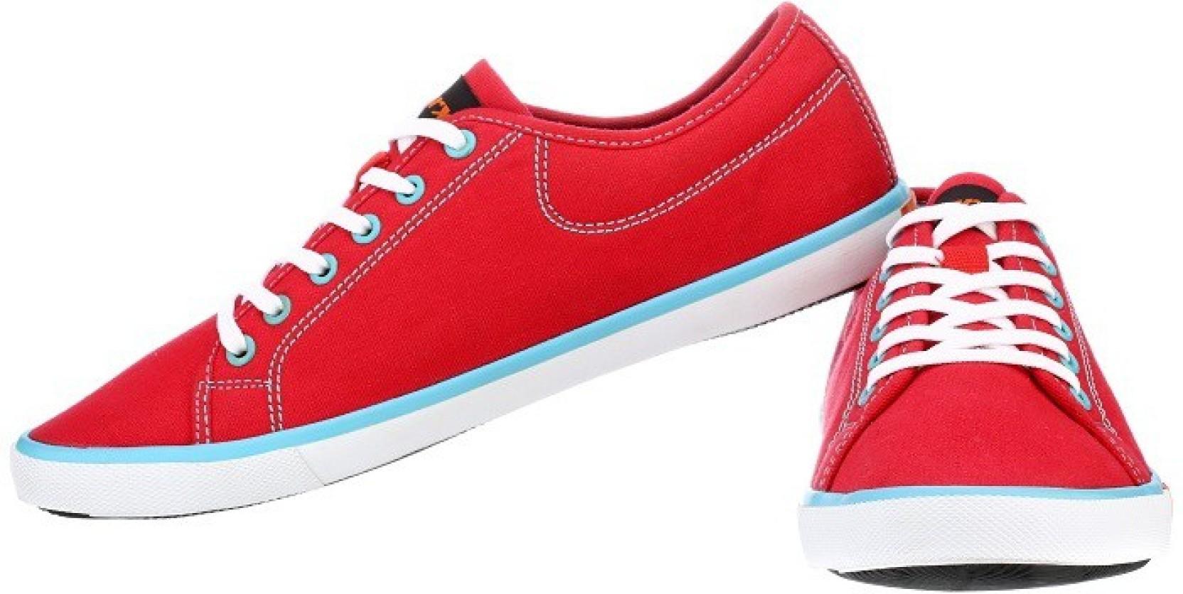 sparx canvas shoes buy redskyblue color sparx canvas