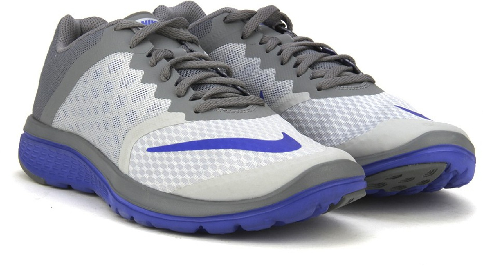 timeless design a3585 bbc3e Nike FS LITE RUN 3 Running Shoes For Men (Grey)
