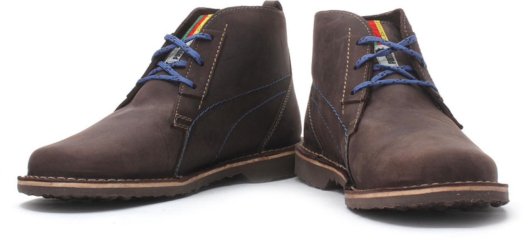 Boots Mid Puma Terrae Men Africa For SVqUpzM