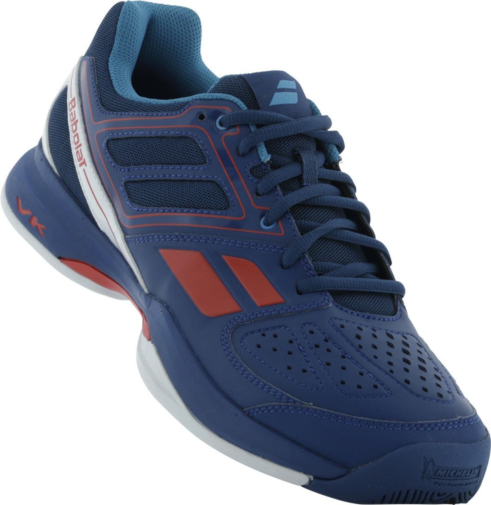 Babolat Pulsion Bpm All Court M Tennis Shoes For Men - Buy Blue ... ebc85c80d6c