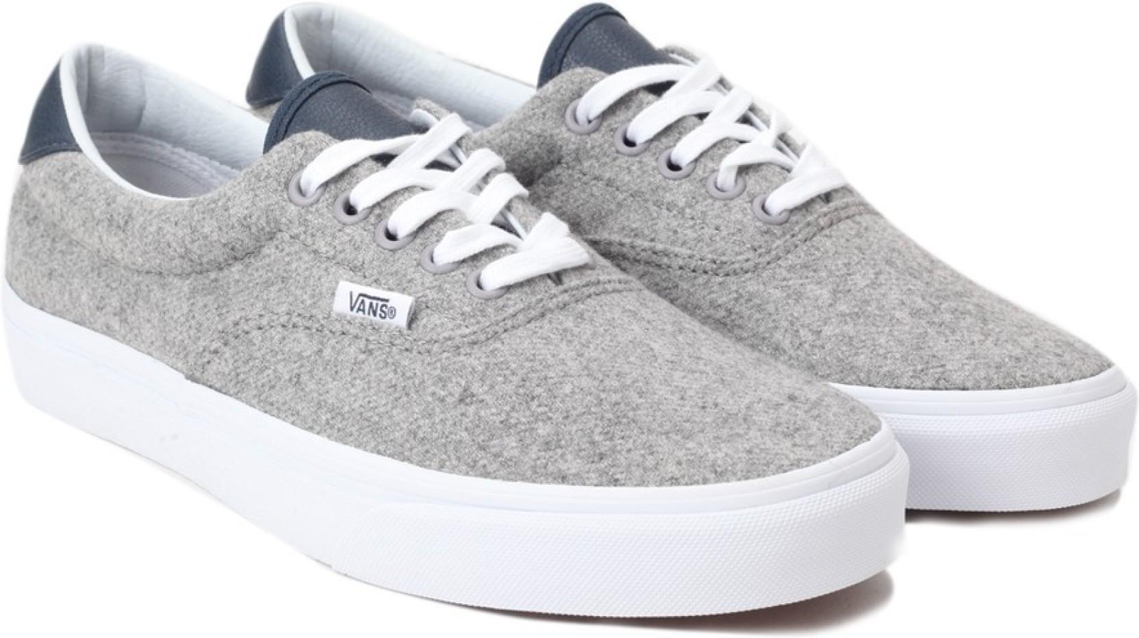 Vans Era 59 Sneakers For Men - Buy Grey Color Vans Era 59 Sneakers ... 588d493fb