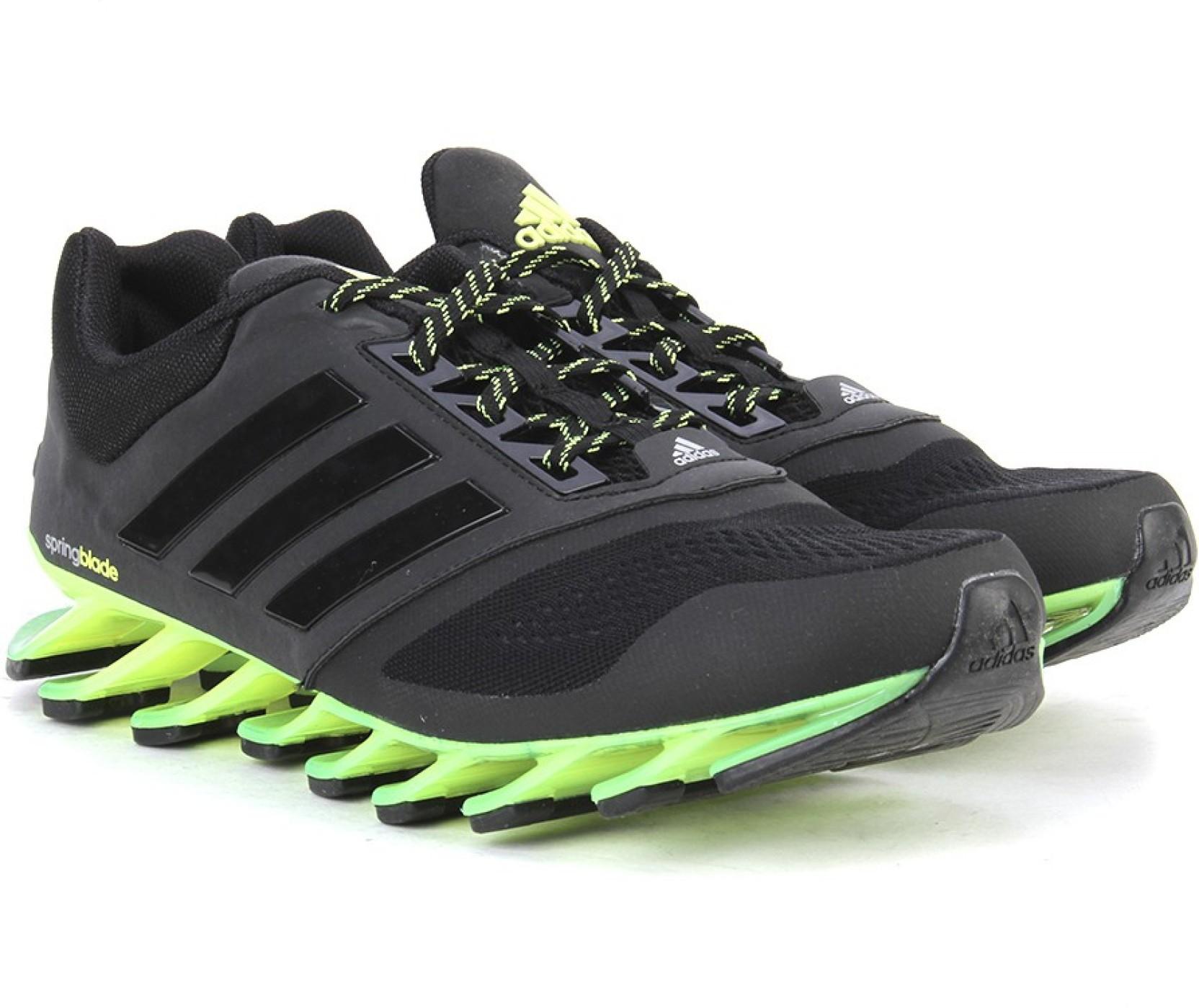 ADIDAS SPRINGBLADE DRIVE 2 M Running Shoes For Men - Buy CBLACK ... 00264db4e
