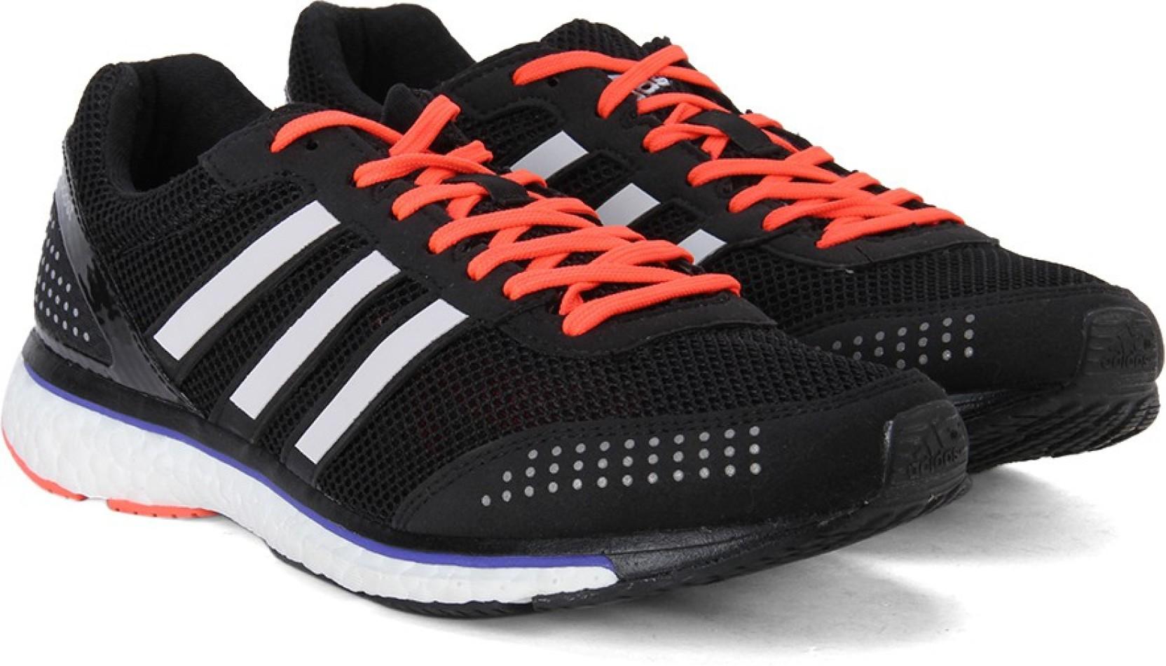 sale retailer 196c1 d741b ADIDAS ADIZERO ADIOS BOOST 2 M Running Shoes For Men (Multicolor)