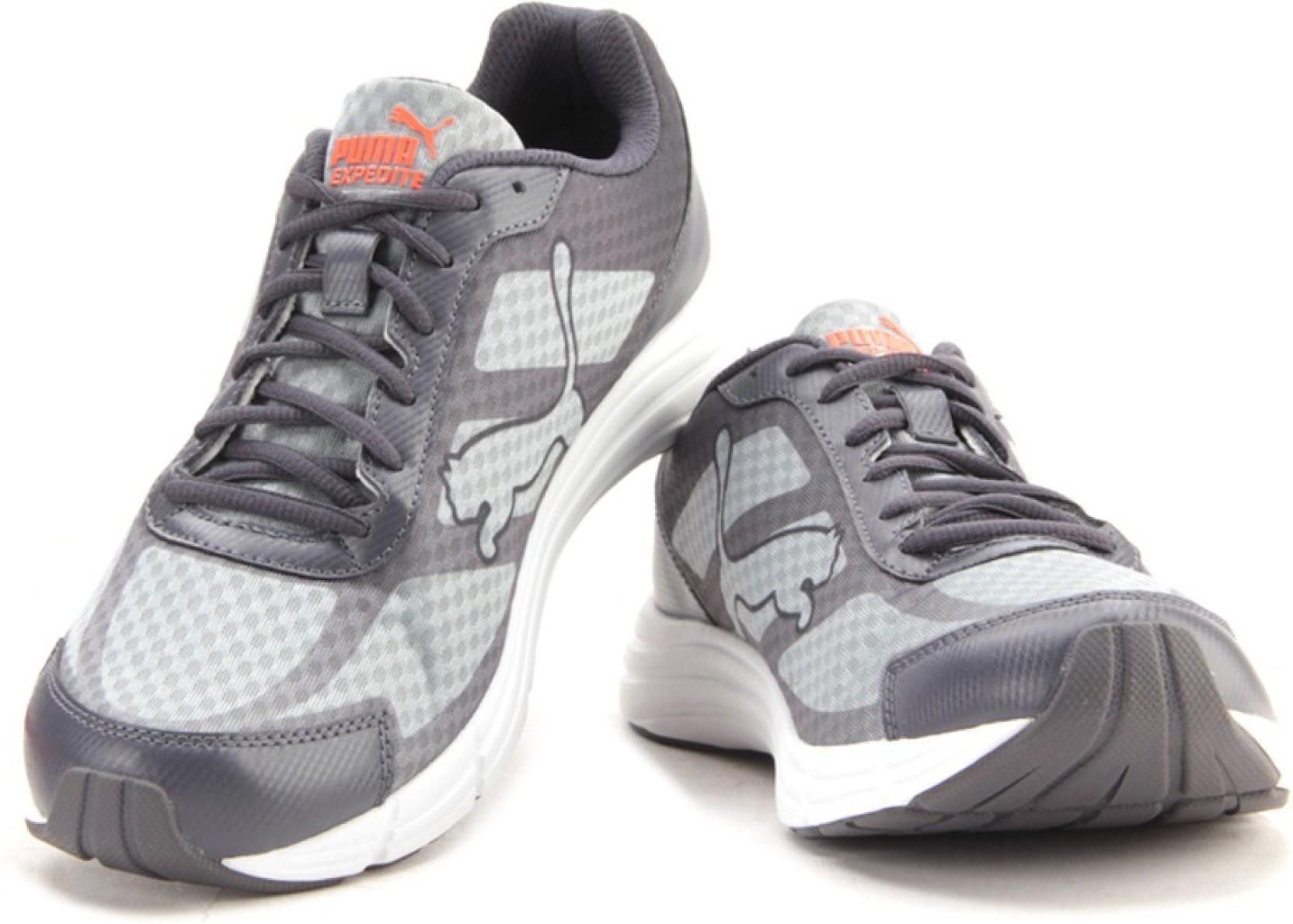 73afefe5eaf0be Puma Expedite Men Running Shoes For Men - Buy Quarry