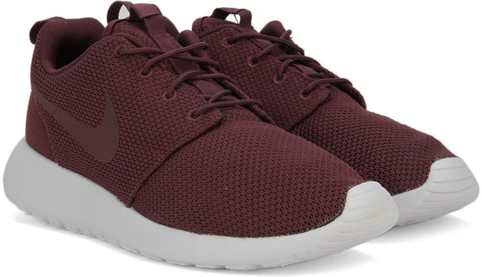competitive price f654e d2836 Nike ROSHE ONE Sneakers For Men - Buy NIGHT MAROON/NIGHT MAROON ...
