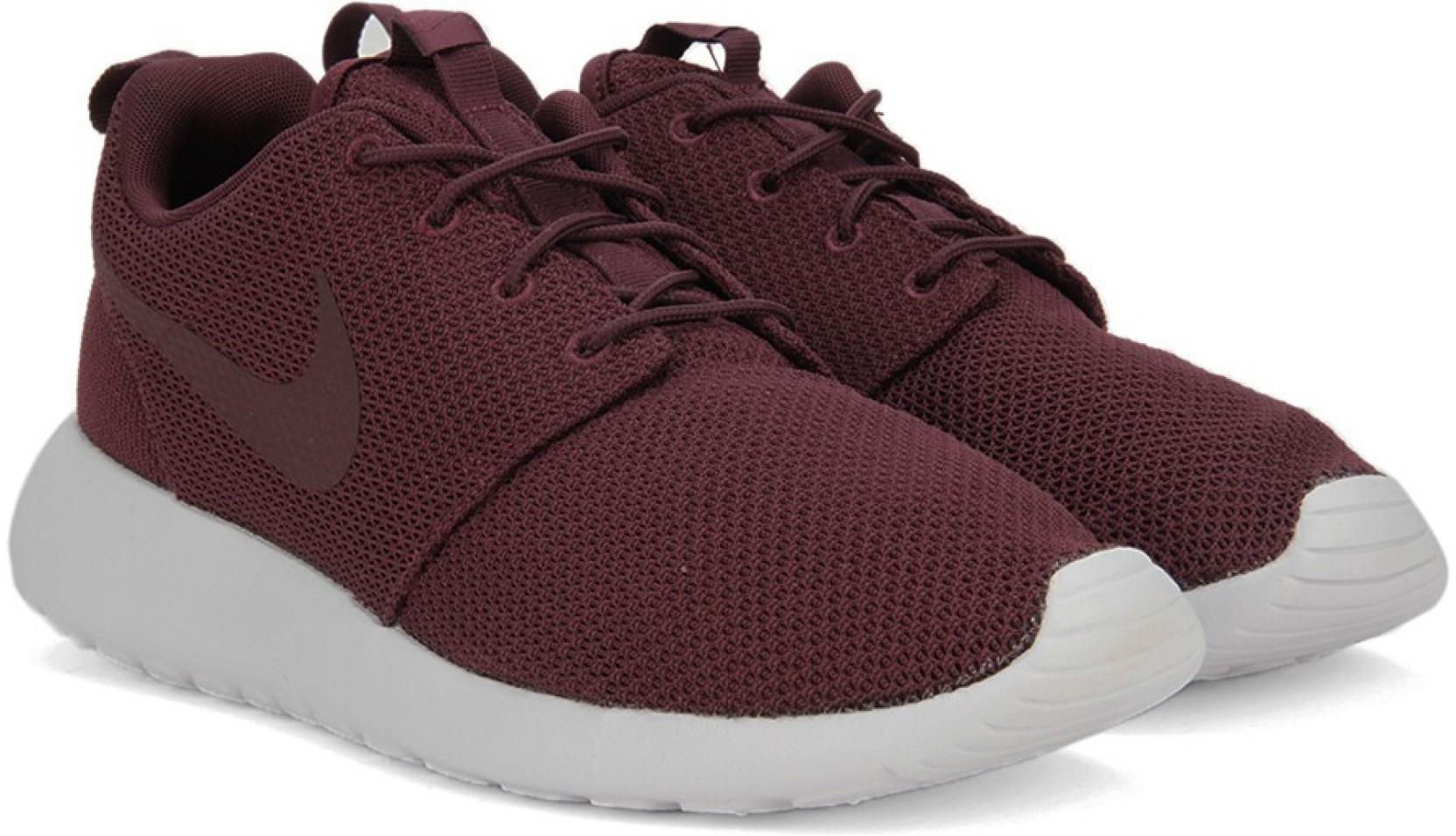 4e9da2433389 Nike ROSHE ONE Sneakers For Men - Buy NIGHT MAROON NIGHT MAROON ...