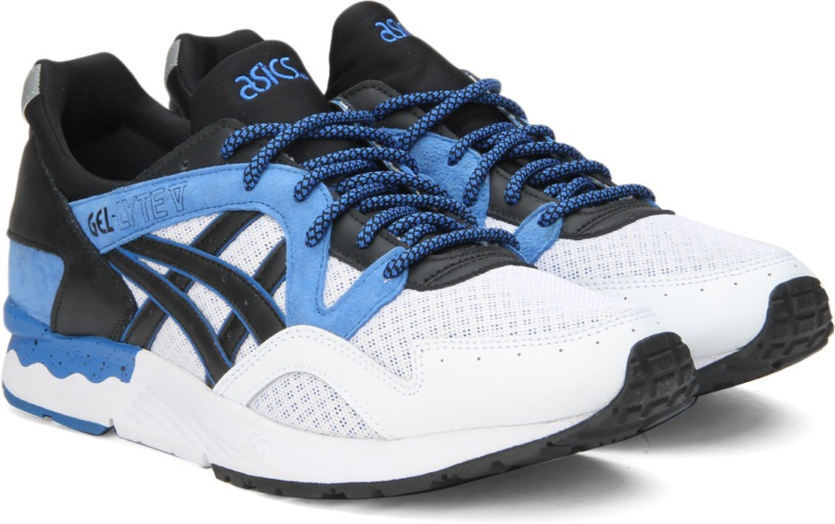 891f05bb958a Asics TIGER GEL-LYTE V Sneakers For Men - Buy CLASSIC BLUE BLACK ...