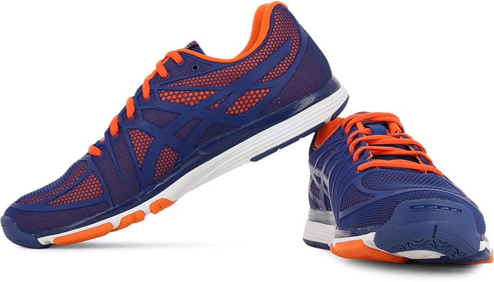 népszerű üzletek eladó jól néz ki Asics Gel-Exert Tr Men Training & Gym Shoes For Men - Buy Blu Orn ...