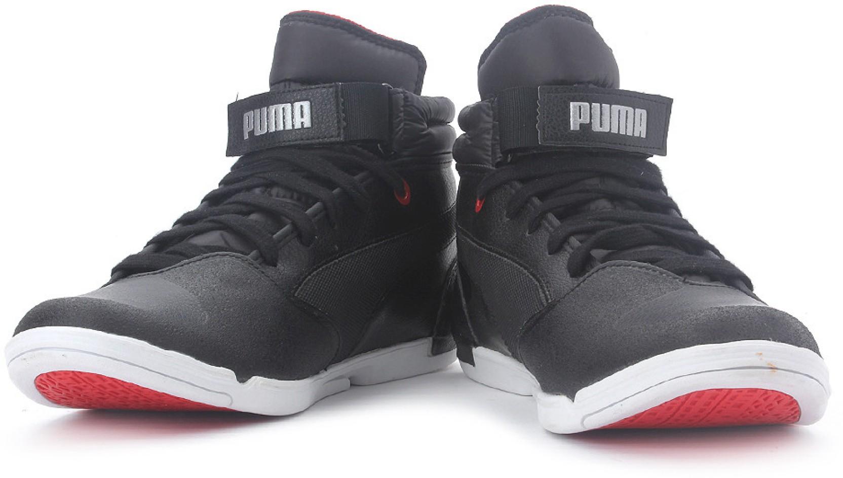 Puma Xelerate Mid Ducati Sneakers For Men - Buy Black 61712b7c9
