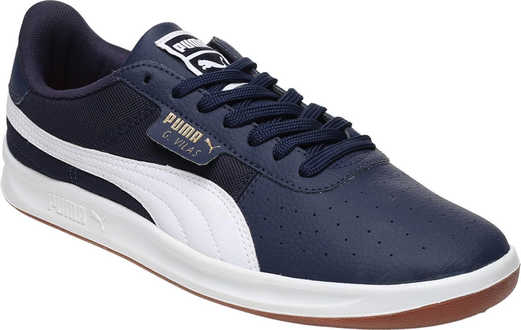 74cc74f4f6e5 Puma G. Vilas 2 Core IDP Sneakers For Men - Buy Blue Color Puma G ...