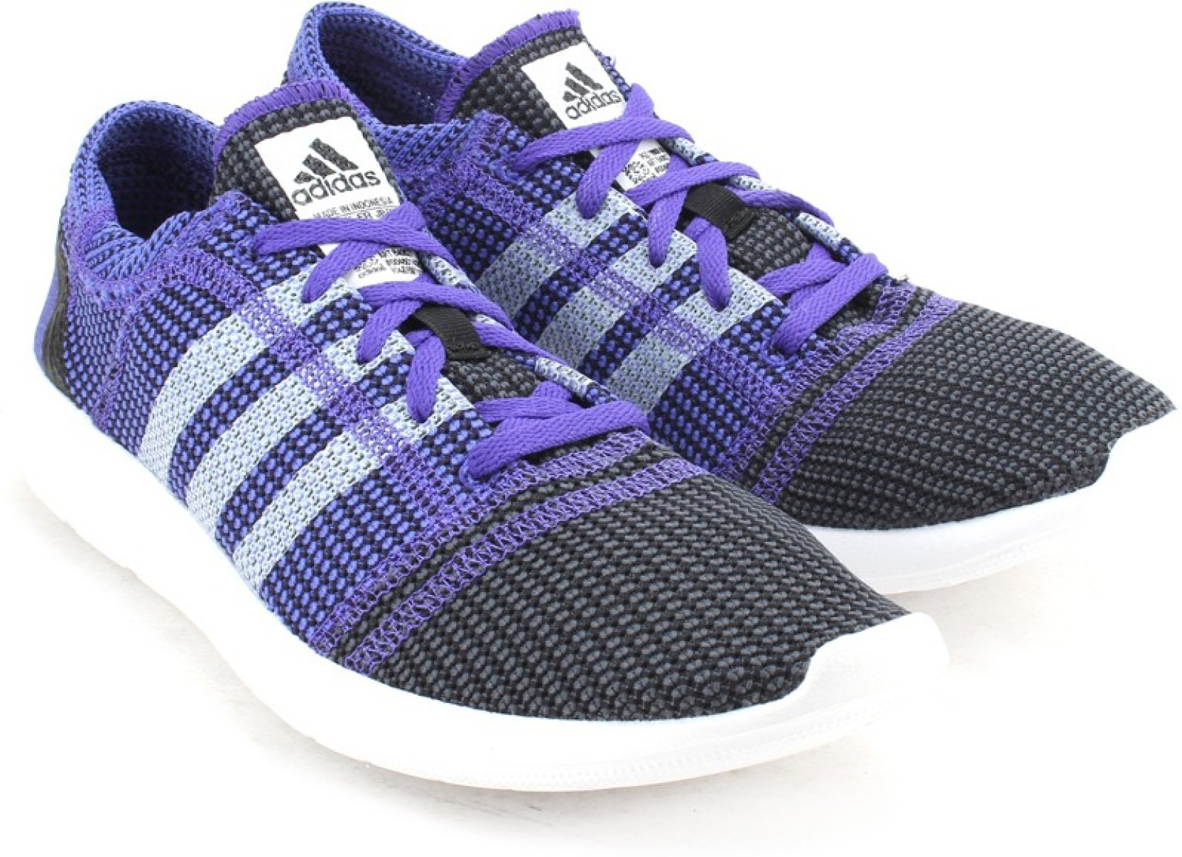 Adidas Element Refine Tricot Running Shoes