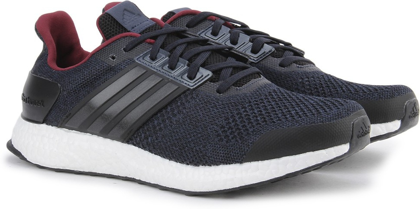 b5740cb84 ADIDAS ULTRA BOOST ST M Running Shoes For Men - Buy CBLACK CBLACK ...