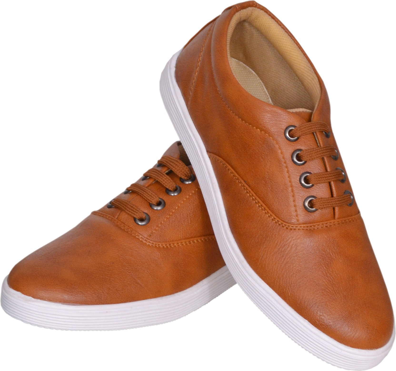 Sukun Casuals, Canvas Shoes - Buy Tan Color Sukun Casuals ...