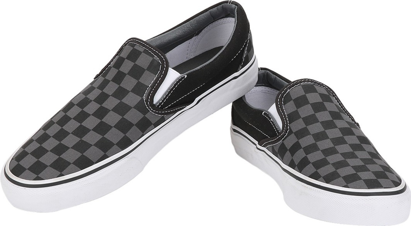 beb09934eb Vans Classic Slip-On Casual Shoes For Men - Buy Classic Black Color ...