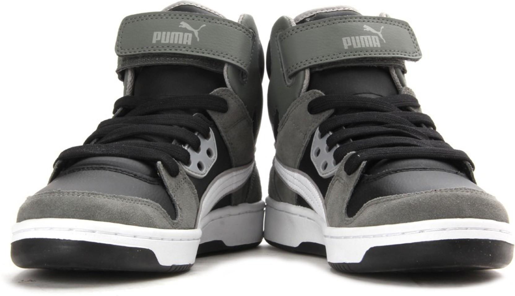 8d194060971 Puma Rebound Street SD Men Mid Ankle Sneakers For Men - Buy black ...