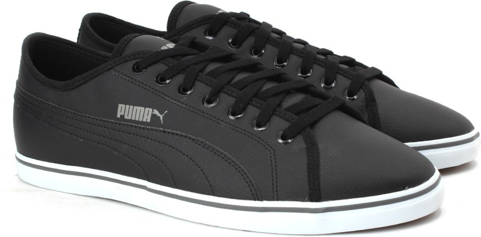 0401d9e28ad Puma Elsu v2 SL DP Sneakers For Men - Buy black-steel gray Color ...