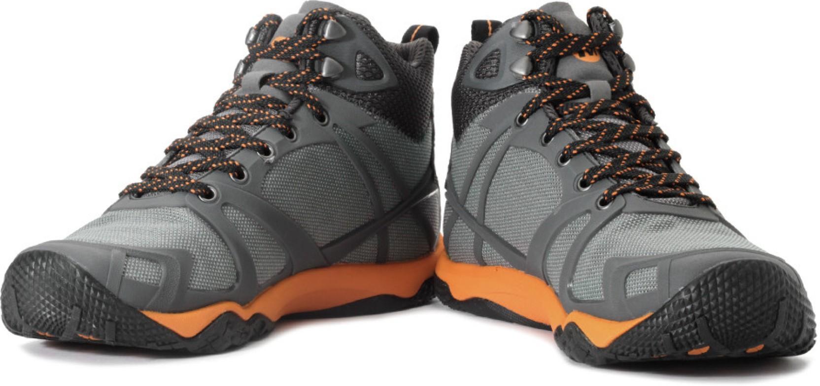 8d6c444cd2b9 Merrell Proterra Mid Sport Gore-Tex Hiking   Trekking Shoes For Men  (Orange