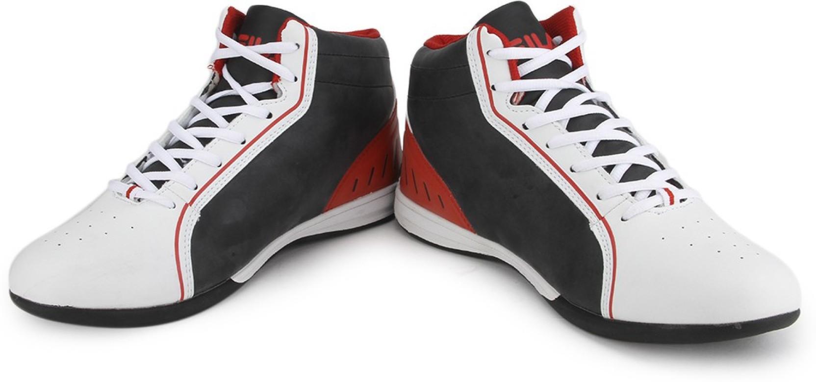 eb822b022ebd Fila ISONZO Sneakers For Men - Buy WHT BLK Color Fila ISONZO ...