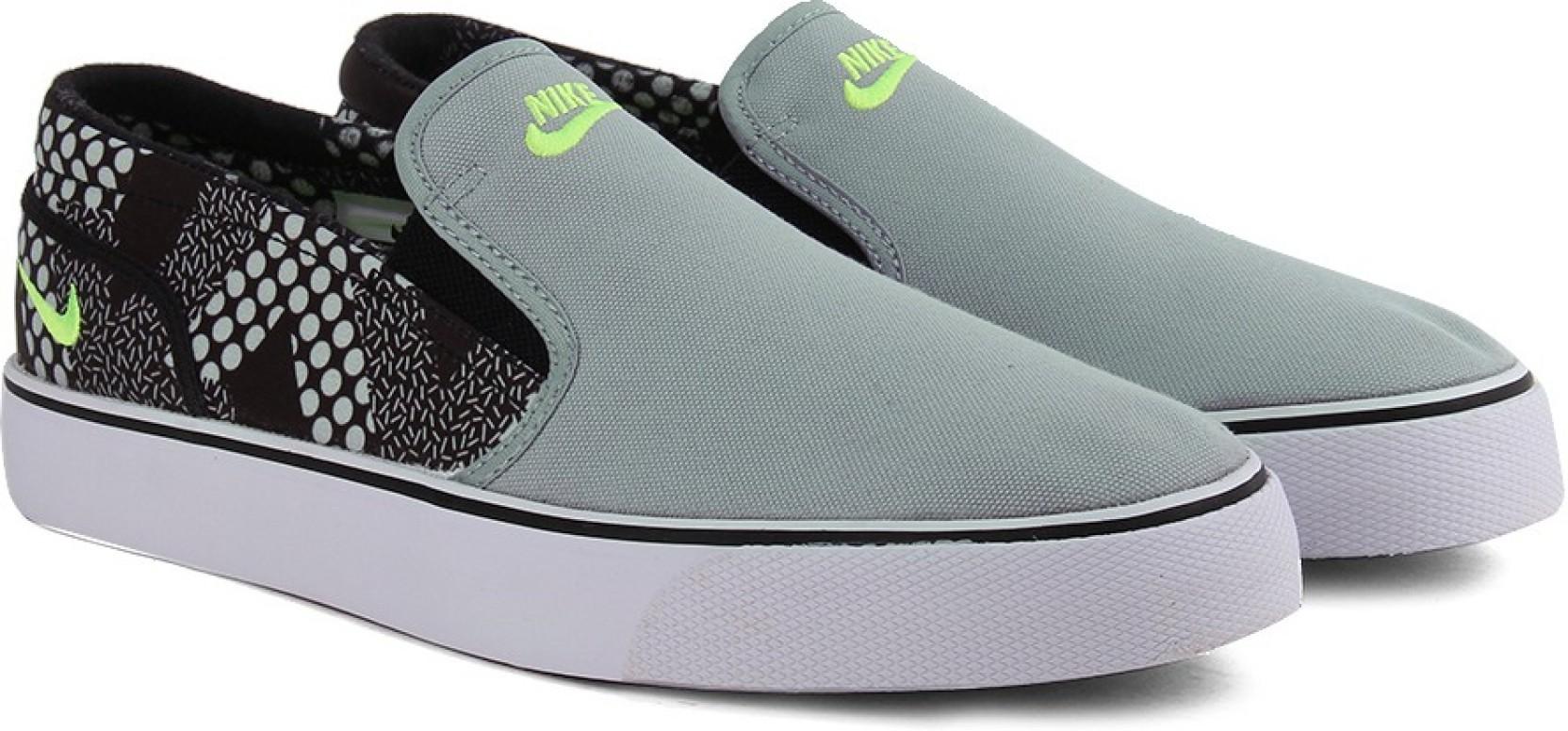 28475aa81412 ... authentic nike toki slip txt sneakers for men black grey white f4caf  826cc
