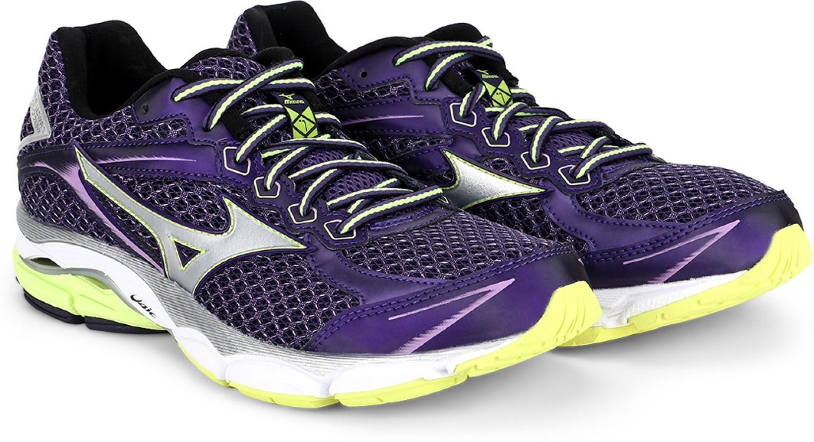 buy popular 3519e 7692b Mizuno Wave Ultima 7 (W) Running Shoes For Women (Purple, Yellow)