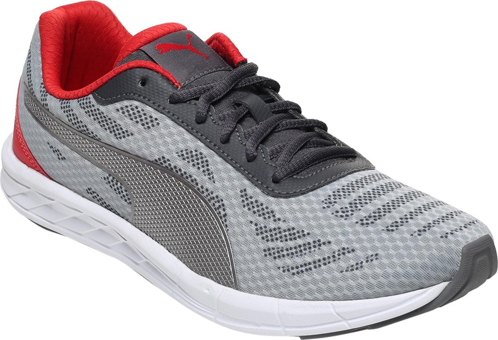 5fa7ce1e898 Puma Meteor IDP Running Shoes For Men - Buy Grey Color Puma Meteor ...