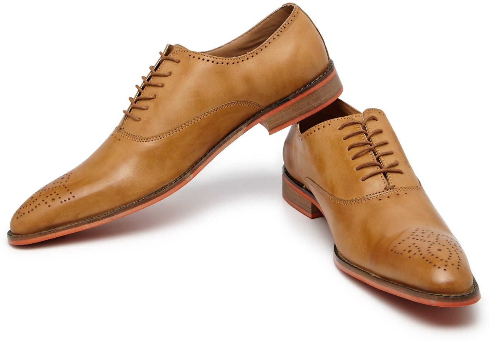 Leather Colour Change Shoes