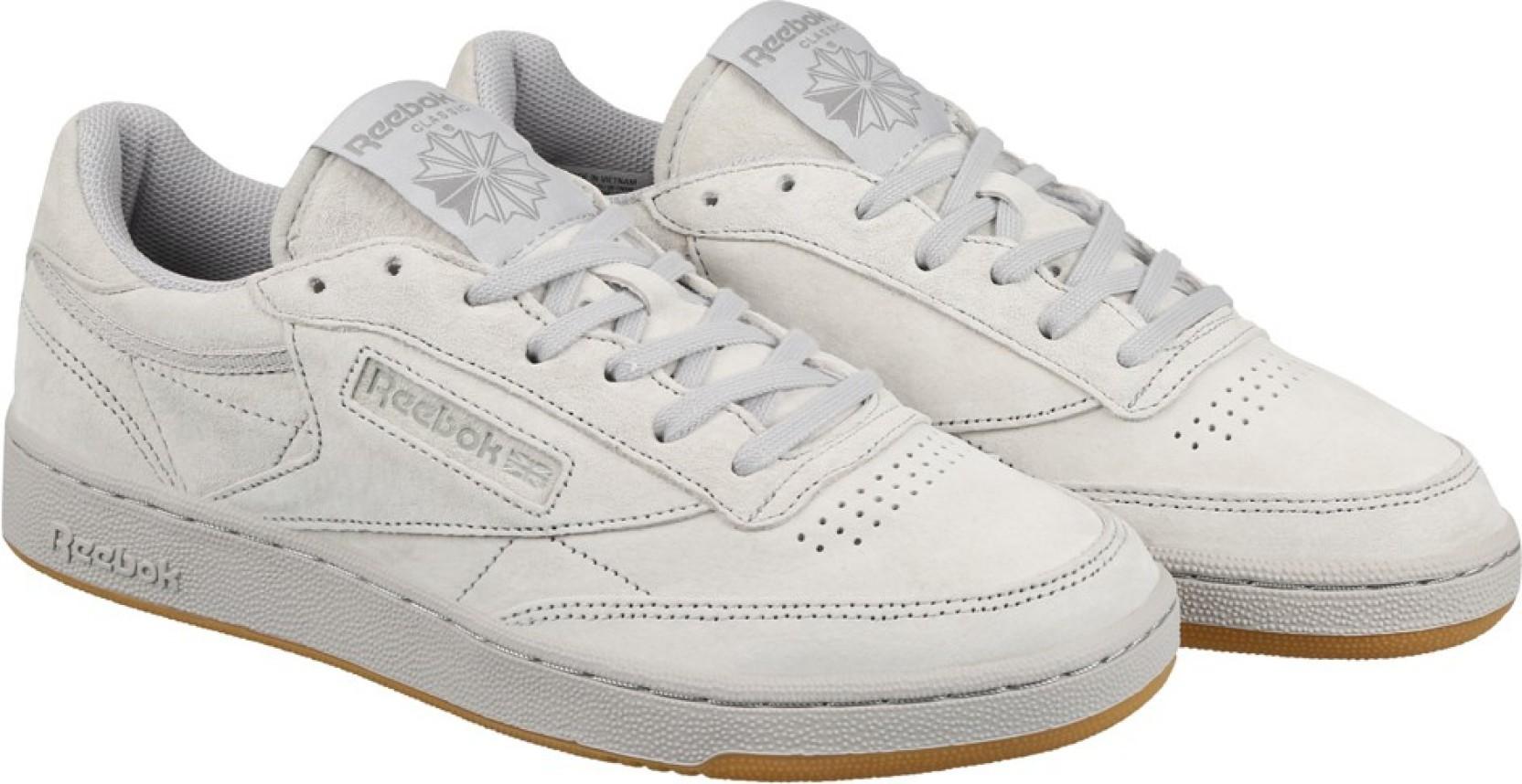 716ec0bf2c5 REEBOK CLUB C 85 TG Sneakers For Men - Buy STEEL CARBON-GUM Color ...