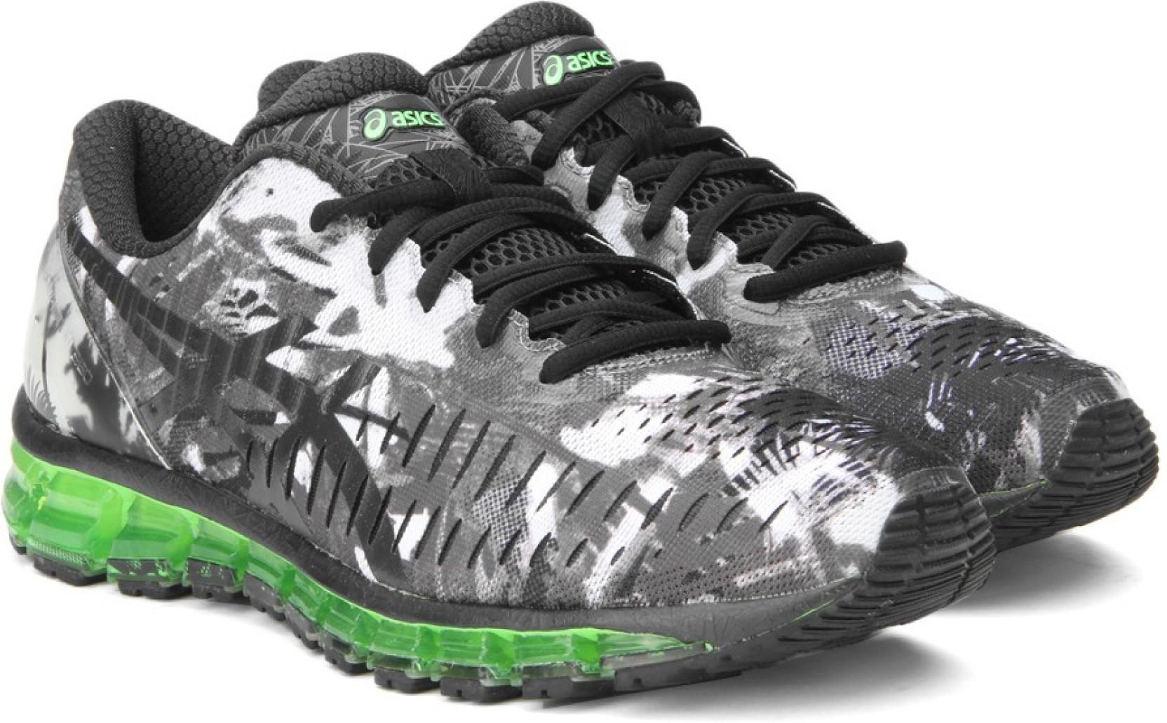 super popular c9382 5f339 Asics GEL-QUANTUM 360 Running Shoes For Men (Black)