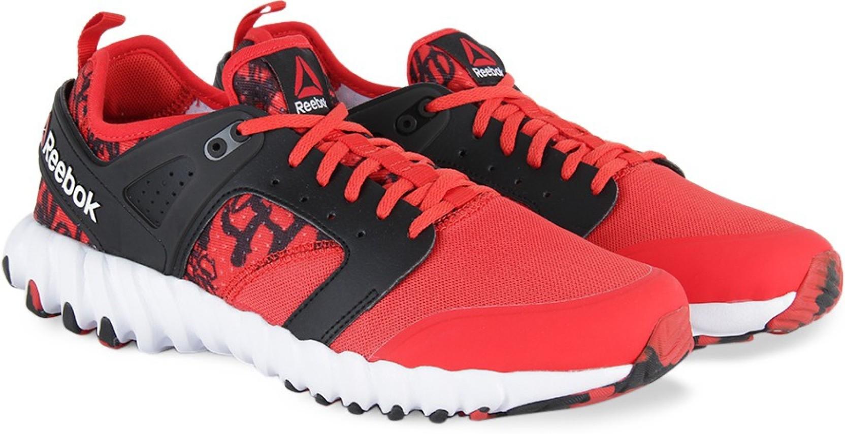 REEBOK TWISTFORM 2.0 GR Men Running Shoes For Men - Buy RED BLACK ... 6b50eed68
