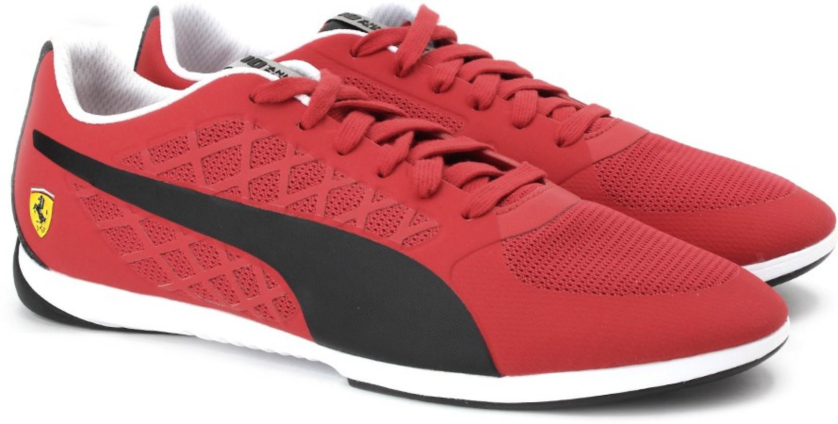 7c6b3f65084278 Puma Ferrari Valorosso 2 SF -10- Sneakers For Men - Buy rosso corsa ...