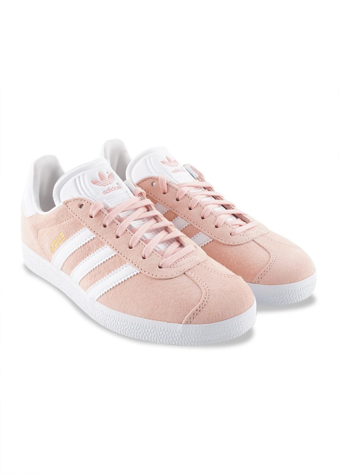 adidas Originals Gazelle Sneaker für Damen Pink