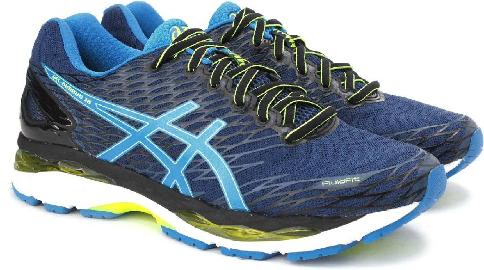 aac93c9747e Asics GEL-NIMBUS 18 Running Shoes For Men