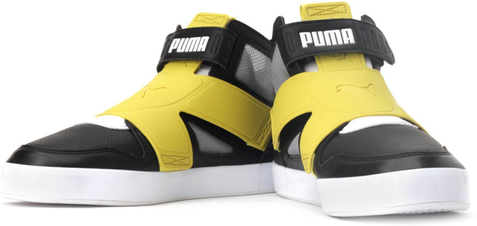 339a17dd2801 Puma El Rey Future Mid Ankle Sneakers For Men (Multicolor)