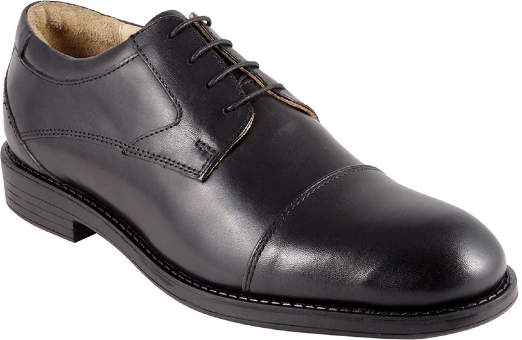 Tred Flex Mens Lace Up Shoes For Men Buy Black Color Uc Big Diwali Sale Ends In01 Days 18 Hrs 29 Mins 40 Secs
