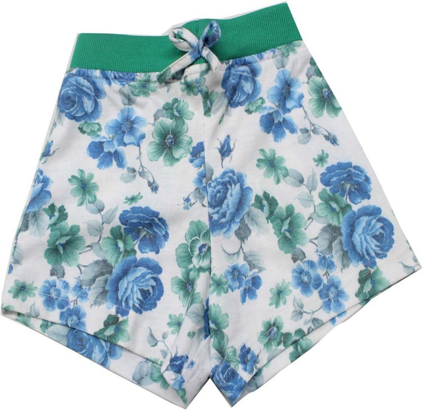 Romano Girls Shorts Blue
