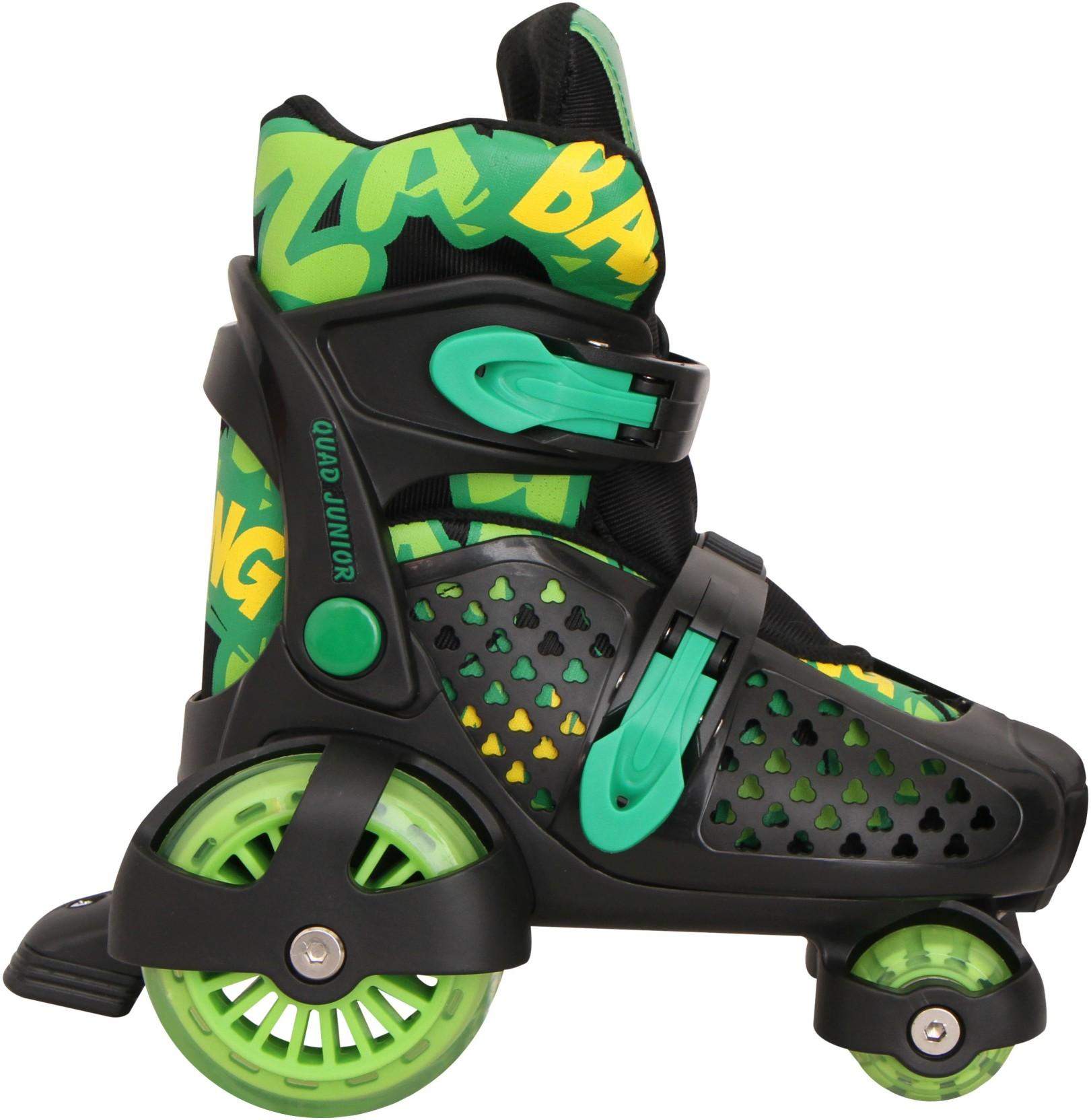 7c3a53e09f6 Nivia Junior Quad Roller Skates - Size 13-2.5 - Buy Nivia Junior ...