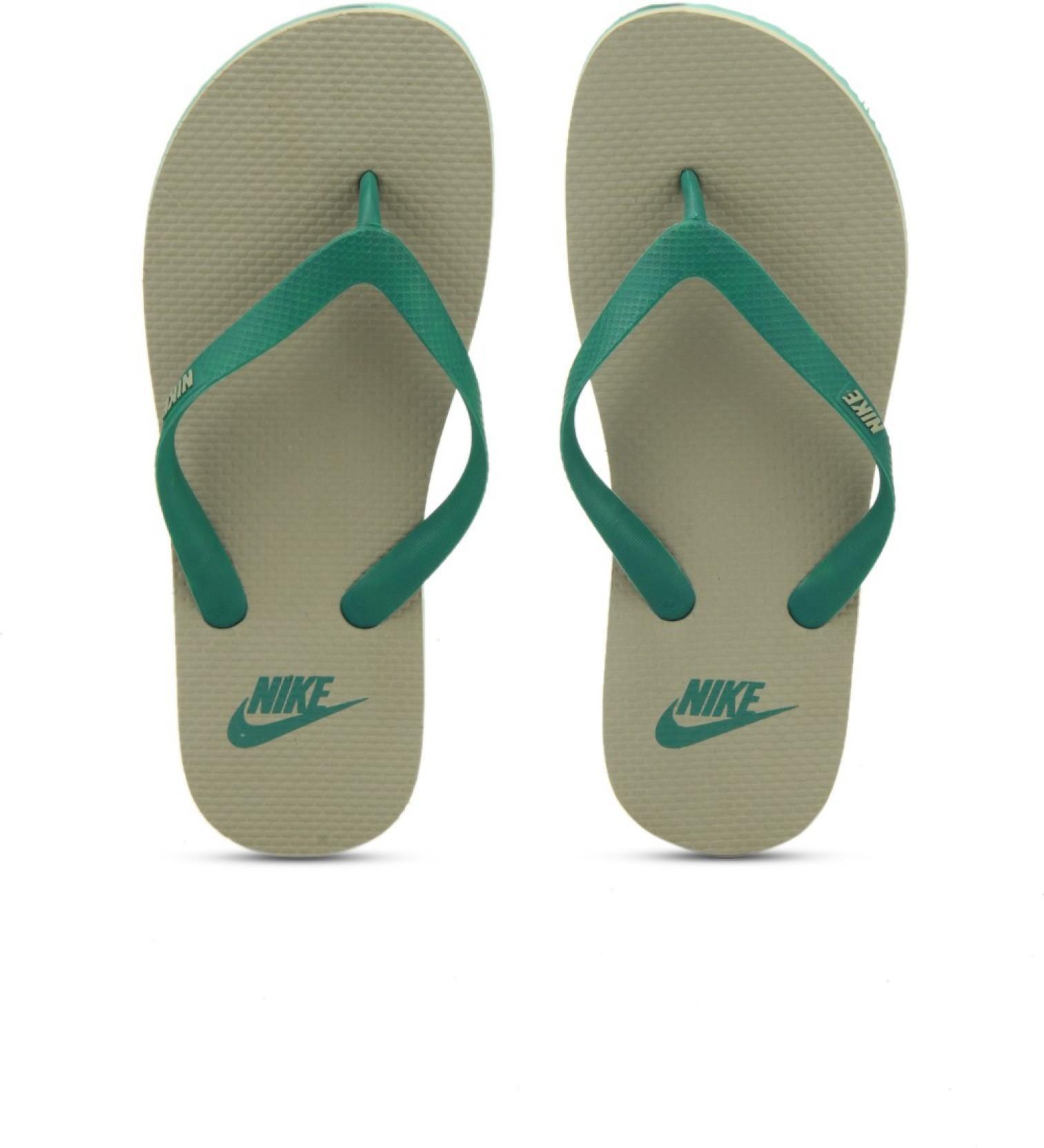 1f7f2ecd059 Nike AQUASWIFT THONG Slippers - Buy Radiant Emerald Bamboo Color ...